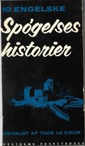 10 engelske spøgelseshistorier udvalgt af Tage La Cour