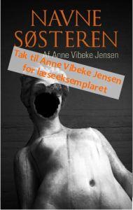 Navnesøsteren af Anne Vibeke Jensen