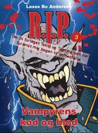Vampyrens kød og blod af Lasse Bo Andersen