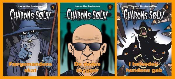 Charons sølv af Lasse Bo Andersen
