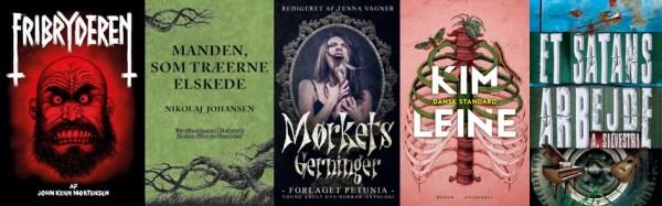 Årets danske horrorudgivelser 2019