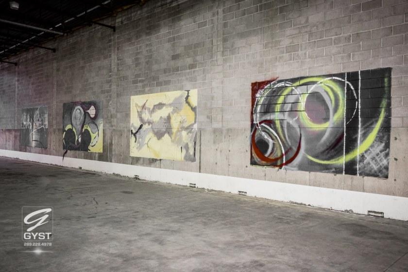 Warehouse Art Gallery