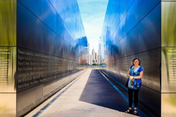 9/11 memorial, New Jersey, New York