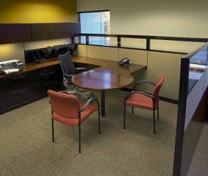 Open Plan Executive Office