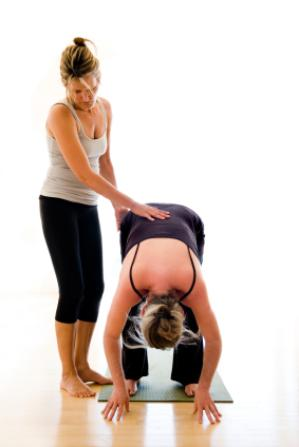 Individual yoga therapy