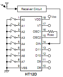Clock circuit diagram  Diagrams online