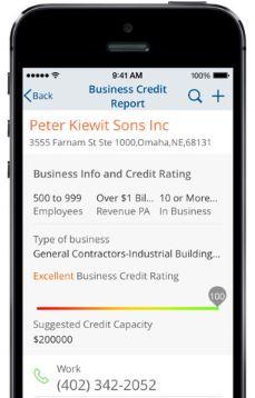 Infofree mobile credit