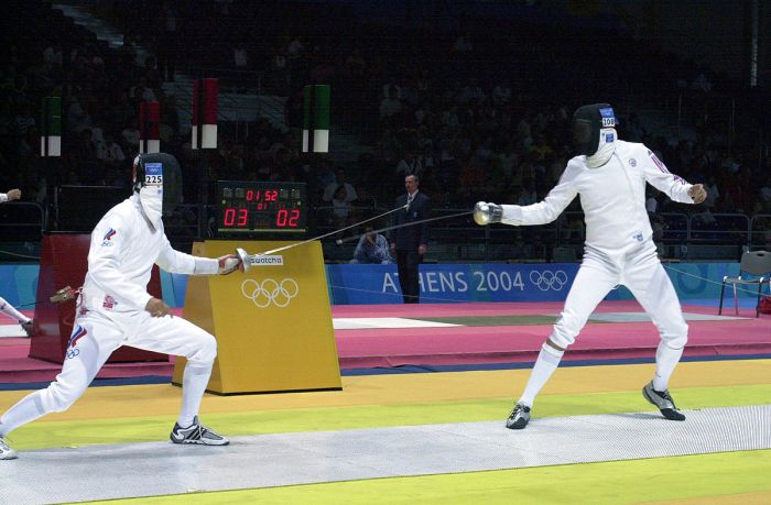 I much prefer looking at competition as a set of parries and thrusts. Competitors are to be respected. Disparaging competitors only serves to undermine your case and is indicative of fear.
