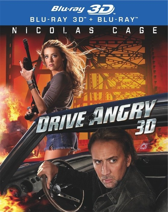 Drive Angry (3D) (Blu-ray) starting from £ 6.27 uk (2018 ...