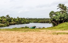 Ging Oya River