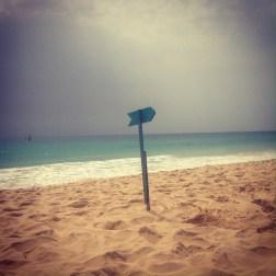 Santa Maria beach