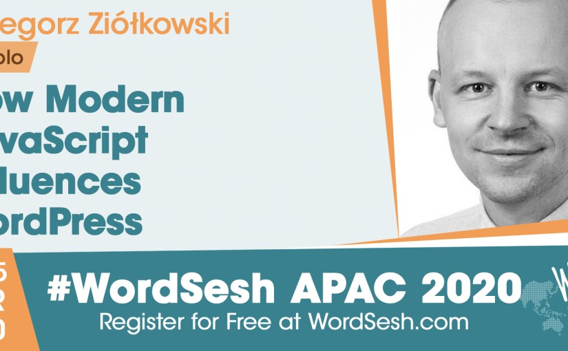 WordSesh APAC 2020