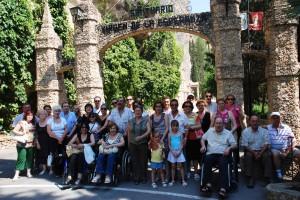 Grupo convivencia Calasparra-Año Jubilar 2008.
