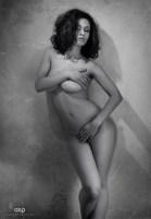 Photocreation: Gonzalo Villar – Model: Stasia Shpits – Photo: Luis Ibañez