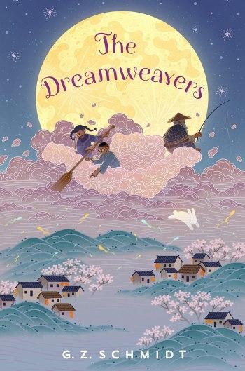 The Dreamweavers Cover