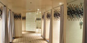 ClubSport Showers