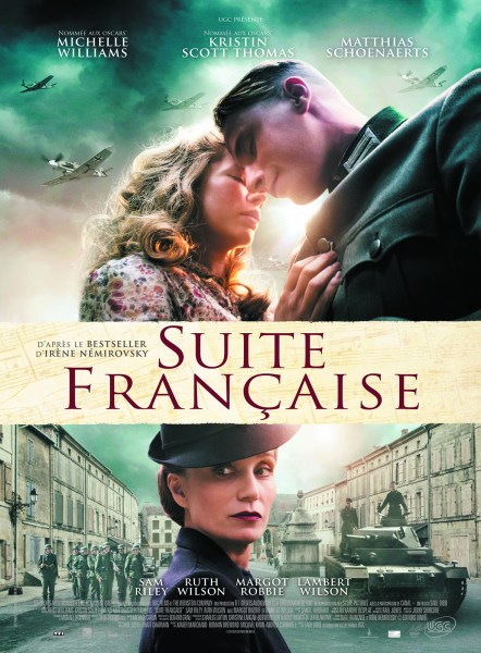 Suite Fran    aise   Fiction and Film for Scholars of France Suite Fran    aise