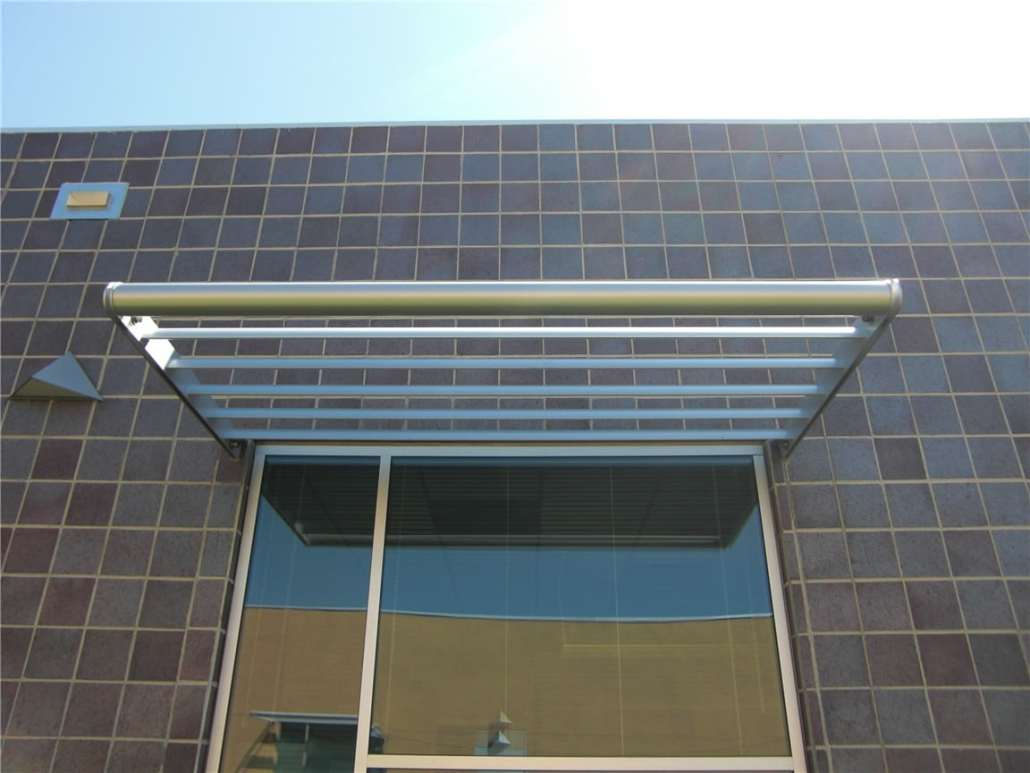 Exterior sun shades for windows - Denver School Of Science Technology Dsst Denver Co