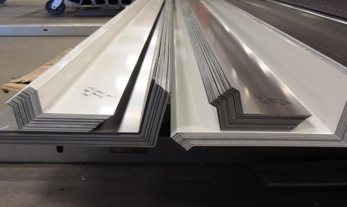 sheet metal fabrication trim