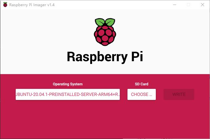 Raspberry Pi 安装 Ubuntu Server 20.04 LTS (无显示器, 无网线)