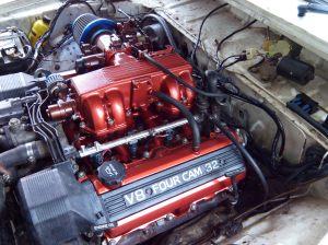 Spitronics Wiring Lexus V8 Mazda Bakkie   Engine Conversions  Spitronics  Performance Upgrades