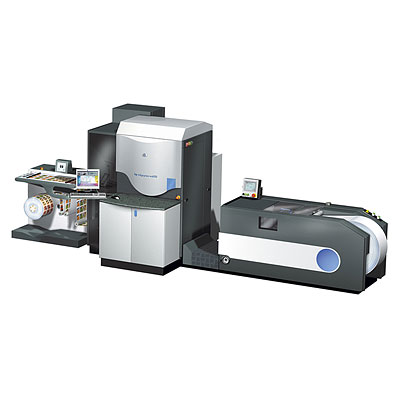 HP Indigo ws4500 Digital series - Digital Offset Presses