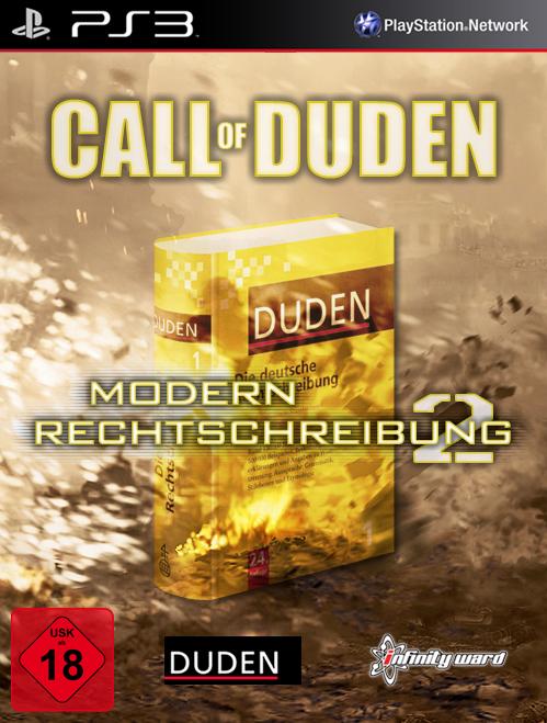 Call of Duden - Modern Rechtschreibung
