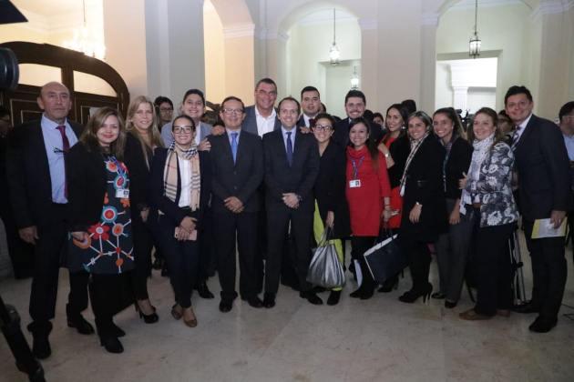 Colombia ya tiene su Ministerio del Deporte
