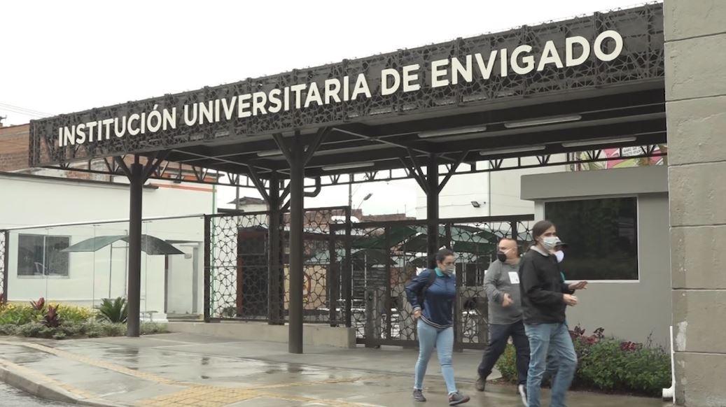 Institución Universitaria de Envigado becará a 263 estudiantes   Hora 13  Noticias   Noticias en Medellín   Noticias en Antioquia   Noticias en  Colombia