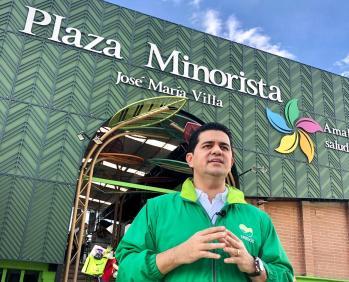 Rodolfo Correa, Secretario de Agricultura