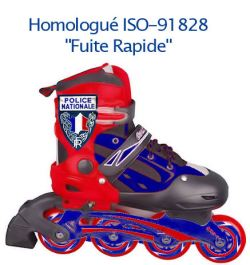 Rollers Police Nationale