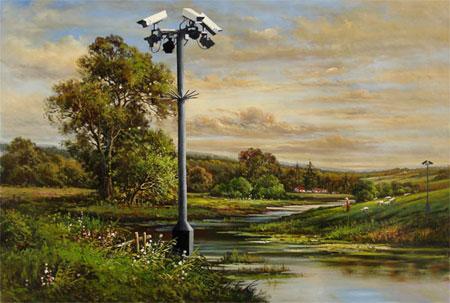 cctv bucoliques - caméras de surveillance