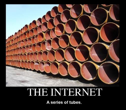 Internet : une série de tubes
