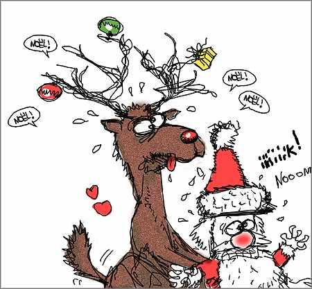 Et paf c'est Noël !