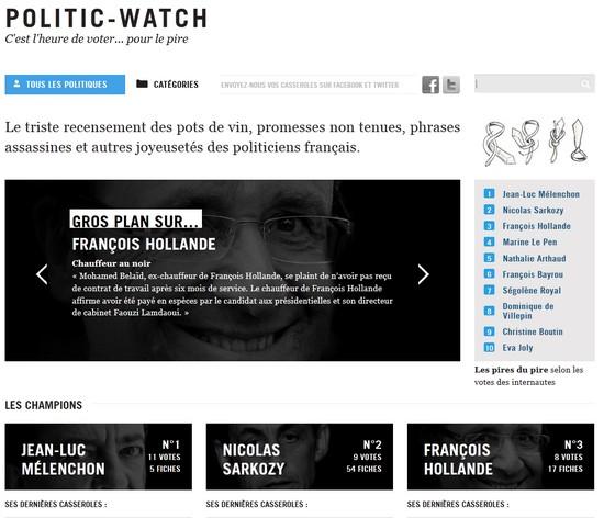 Politic Watch