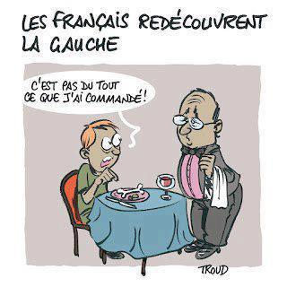 Les Français redécouvrent la gauche