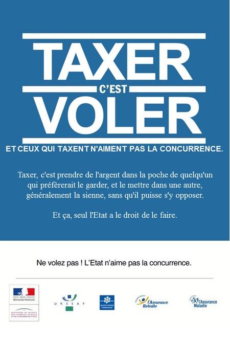 Taxe=Vol