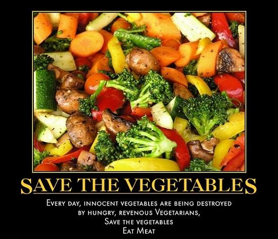 eat meat !