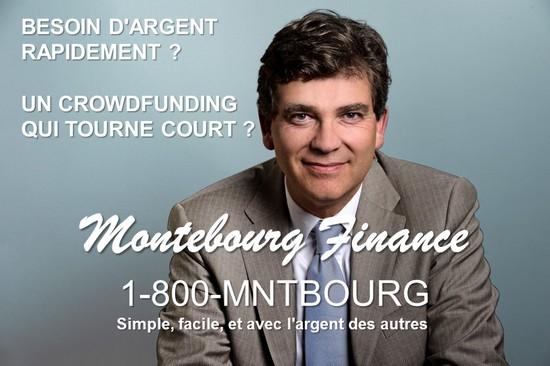 montebourg finance