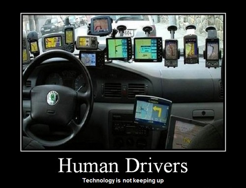human drivers