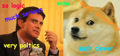 valls doge