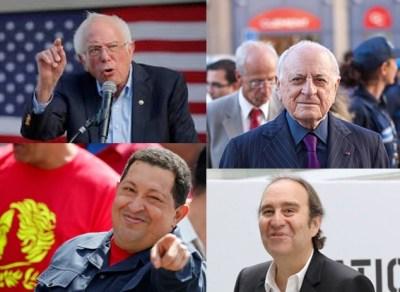millionnaires de gauche