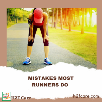 mistakes runners do