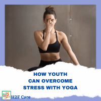 youth and stress yoga