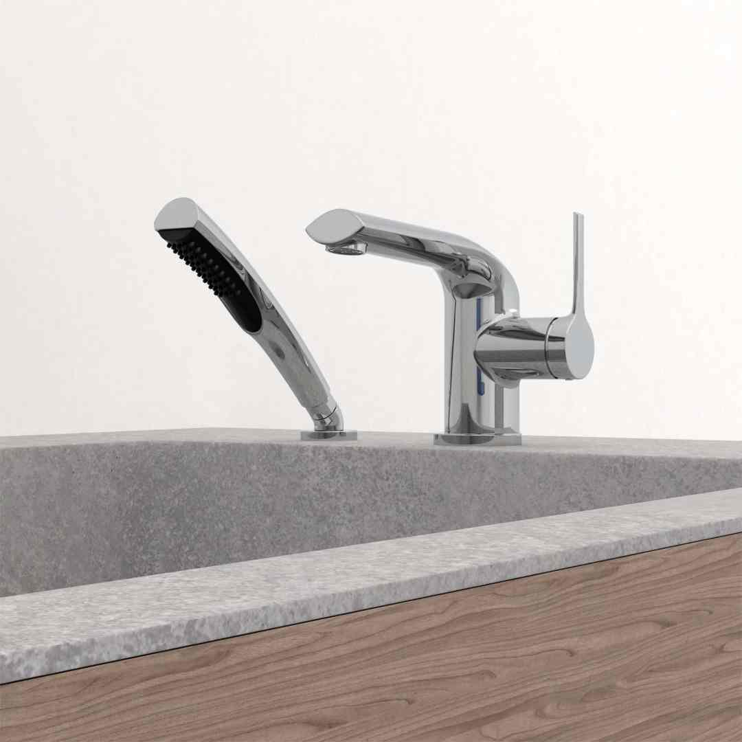 PRoduit NOB42CP, robinet de bain Nobua
