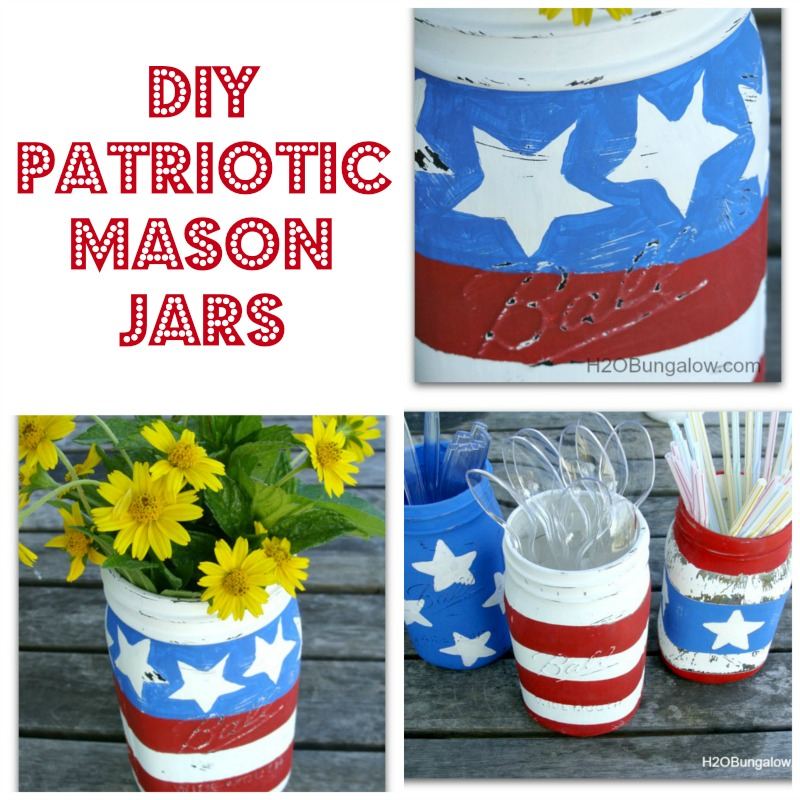 DIY-Easy-Patriotic-Mason-Jar-Project-H2OBungalow