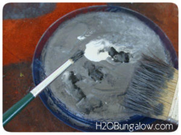 step 3 faux metal paint techniques