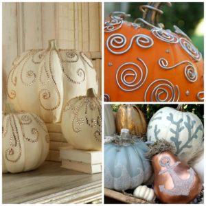 Elegant Pumpkin Decorating Ideas Galore