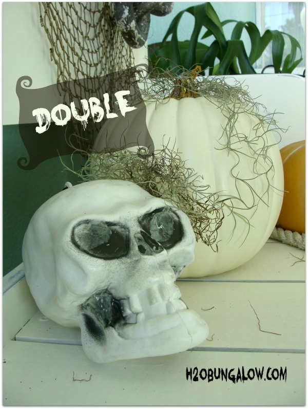 Halloween decorating ideas H2OBungalow