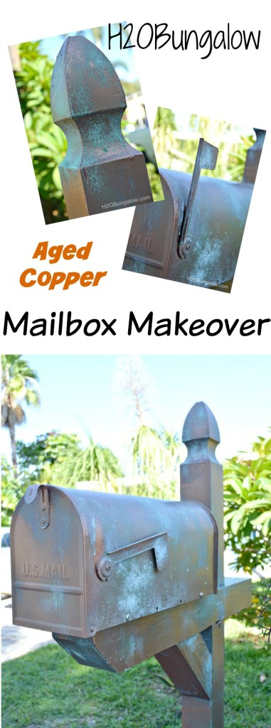 DIY-Aged-Copper-Mailbox-Makeover-H2OBungalow